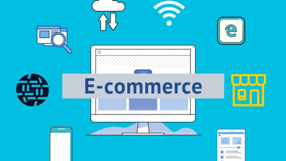 Elektroniskās komercijas pamati uzņēmējdarbības attīstībai